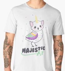 Catbird is Majestic AF Men's Premium T-Shirt