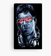 Tony Montana Miami Canvas Print