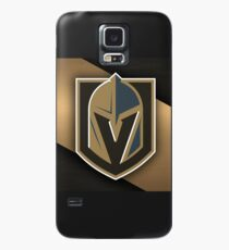 Vegas Golden Knights Stripe Case/Skin for Samsung Galaxy