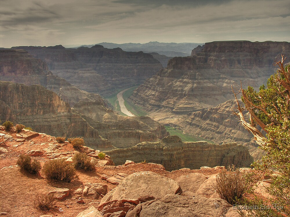 Grand Canyon West by LizzieMorrison