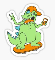 Cool Reptar Sticker