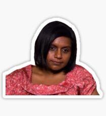 Kelly Das Büro Relatable Sticker