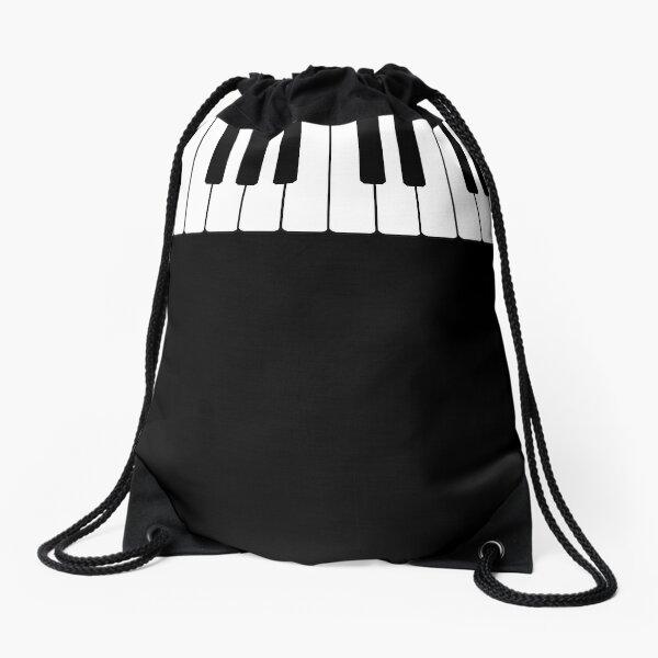Piano Drawstring Bag