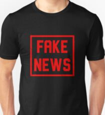 FAKE NEWS Unisex T-Shirt