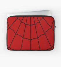 Spider Web - Red Laptop Sleeve