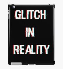 Glitch in Reality iPad Case/Skin