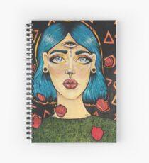 Spring Tides Spiral Notebook