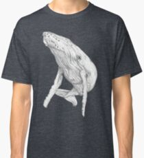 Humpback Whale Classic T-Shirt