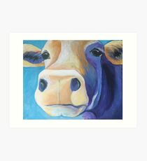 Bessie Art Print