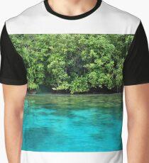 Bougainville Shoreline Graphic T-Shirt