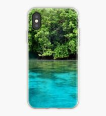 Bougainville Shoreline iPhone Case