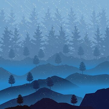 Blue Mountains by berwies