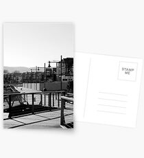The Board Walk Postcards