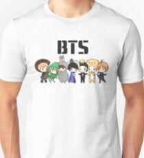 BTS 21st Century Girls (Halloween ver.)  T-Shirt