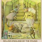 «Génesis: vendiendo Inglaterra por Libra» de Garblesnatcher