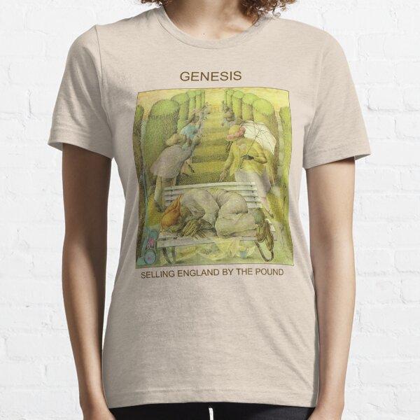 Génesis: vendiendo Inglaterra por Libra Camiseta esencial