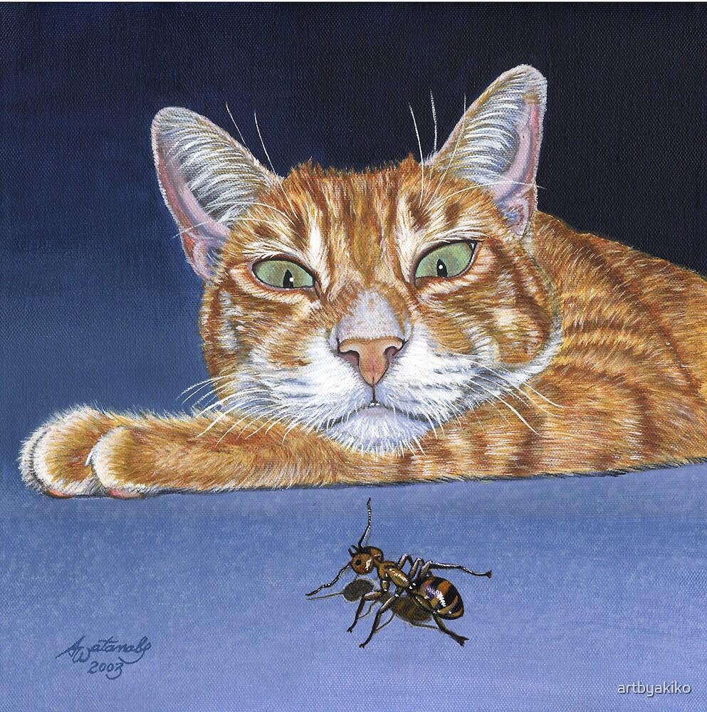 Ant by artbyakiko