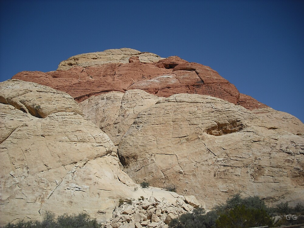 Red Rock by G G