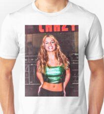 BRITNEY CRAZY Unisex T-Shirt