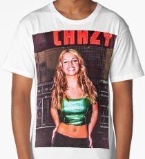 BRITNEY CRAZY Long T-Shirt
