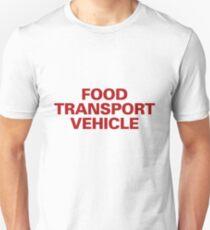 Food Transport Vehicle Unisex T-Shirt