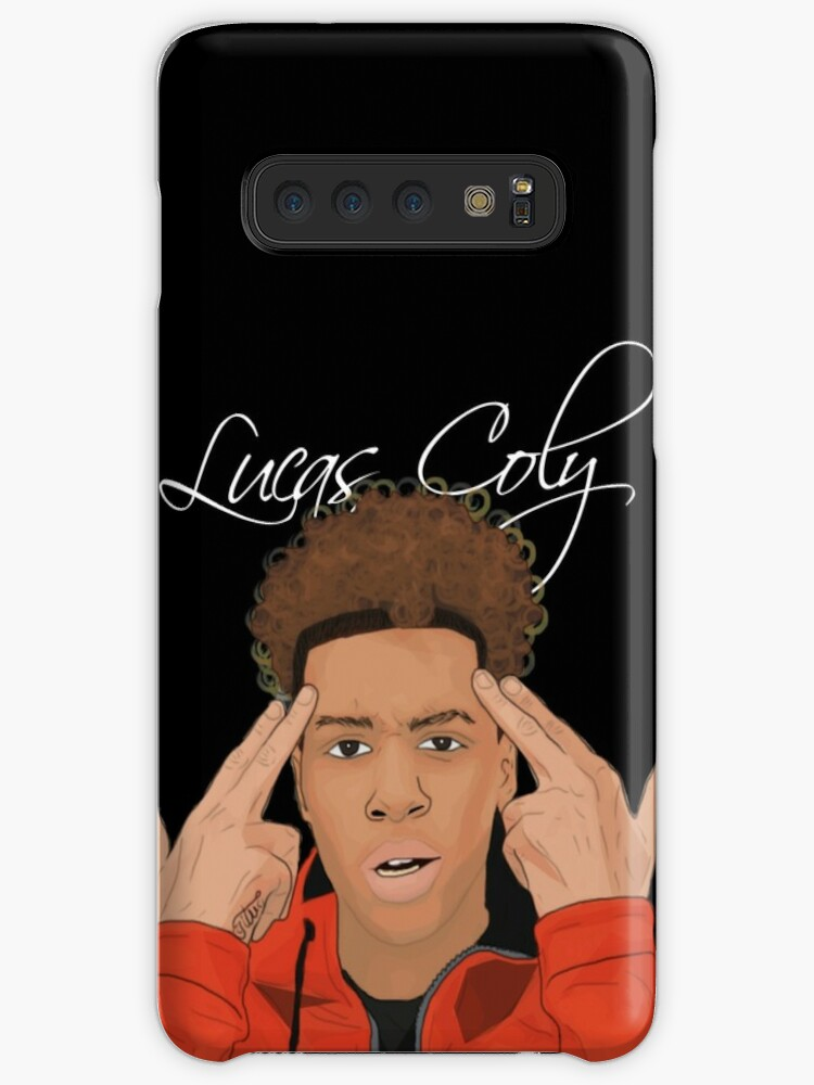 Lucas Coly Just Thoughts Cases Skins For Samsung Galaxy By