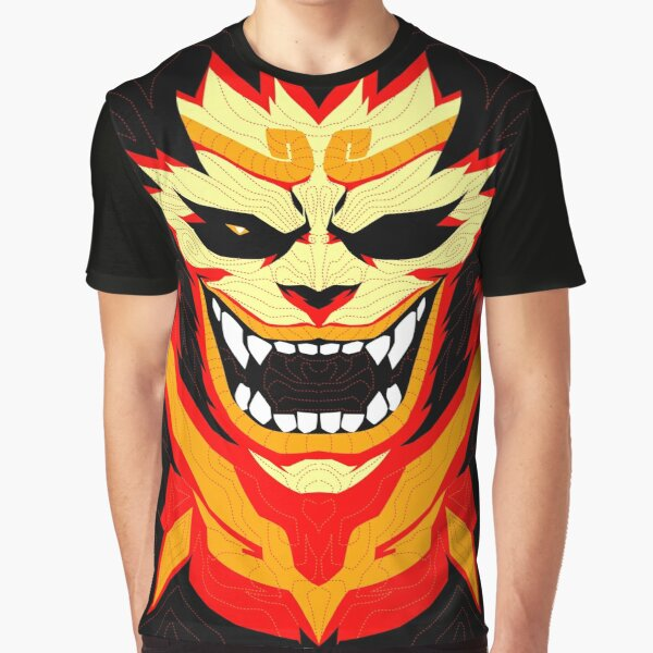Jurn-E - Munk-E KING Graphic T-Shirt