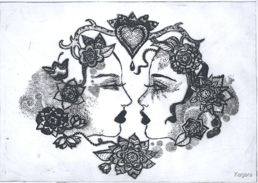 Face to face by Kagara