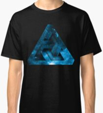 "God Triangle ""Trinity"" Universe Classic T-Shirt"