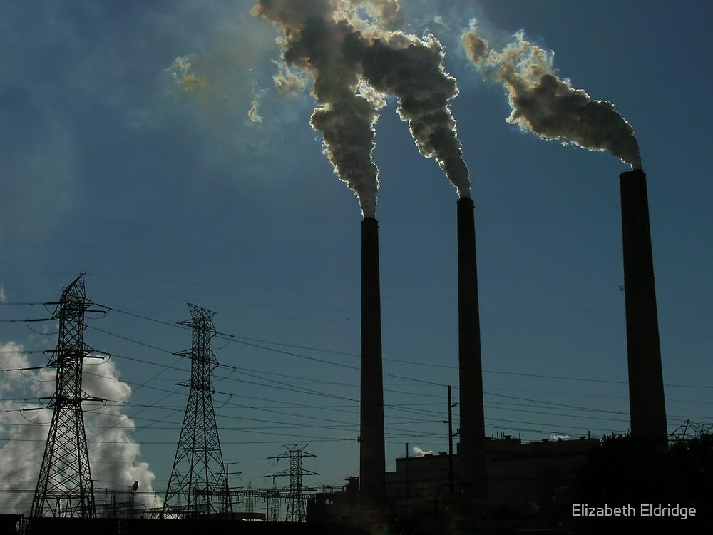 Pollution  by LizzieMorrison
