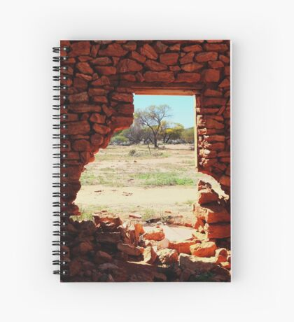Hole in the Wall Spiral Notebook