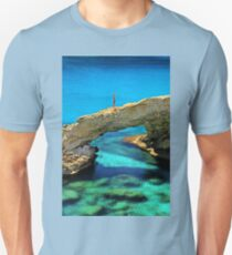 The Bridge of Love in Cyprus T-Shirt