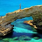 The Bridge of Love in Cyprus by Hercules Milas