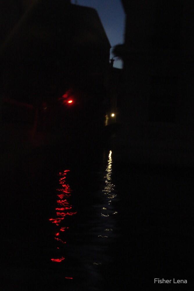 Venice midnight by Fisher Lena
