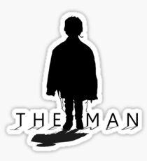 The Man Sticker