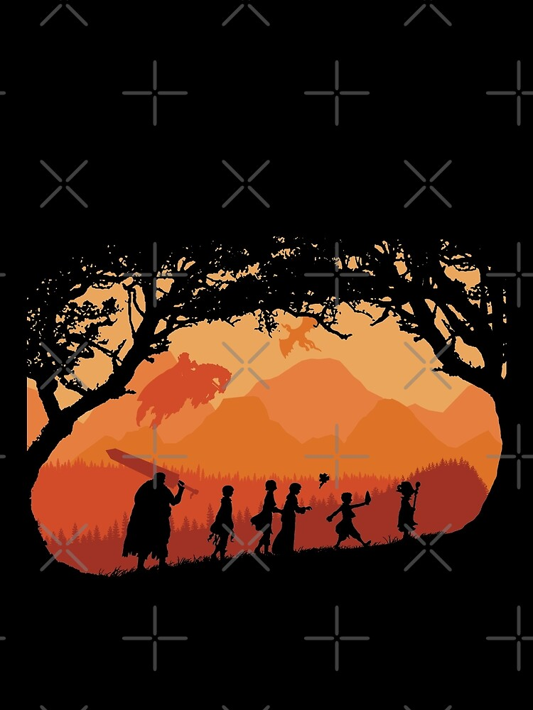 The Fellowship of the Berserk by Lanfa