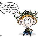 LH Calendar #5 December by HashGenius