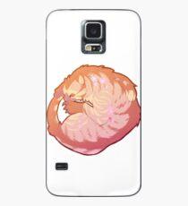 Schlafender Thylacoleo Hülle & Klebefolie für Samsung Galaxy