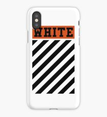 Off White Virgil Phone Case [White] iPhone Case/Skin