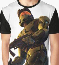 Master Chief (Halo 2) Graphic T-Shirt