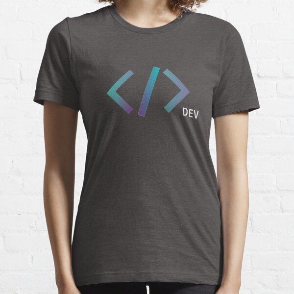 Web Developer Tag Essential T-Shirt