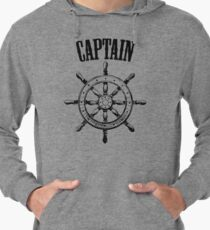 Sea Captain  Lightweight Hoodie