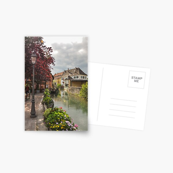Colmar Postcard