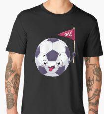 Football Face Men's Premium T-Shirt