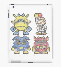 Doctor Mario & Virus Videogame Nintendo iPad Case/Skin