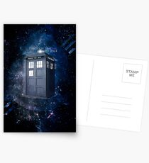 ThroughTime And Space Postcards