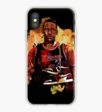 MJ sneakers iPhone Case