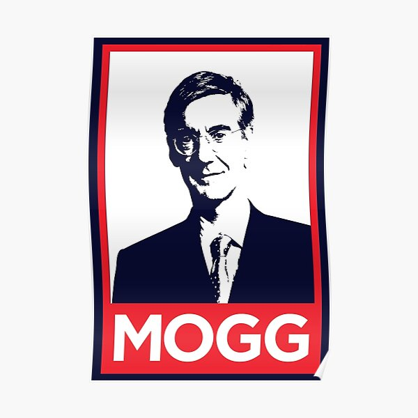 the Mogg Poster