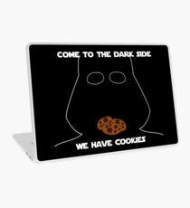 Darth Cookies Laptop Skin