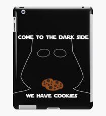 Darth Cookies iPad Case/Skin
